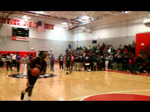 Ridgeland High School Dunk Competition