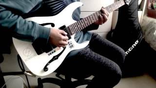 Silent Siren -Routine (Guitar Cover)