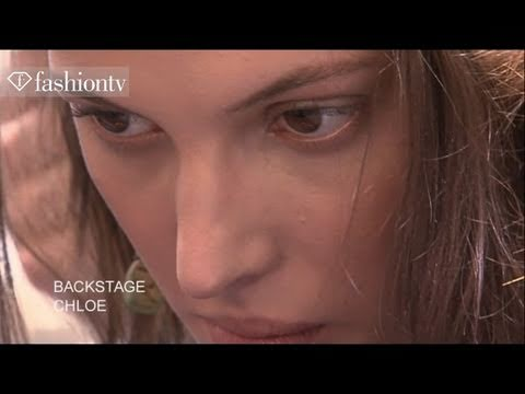 First Face - #7 Model Ruby Aldridge - Fall 2011 First Face Countdown | FashionTV - FTV.com