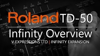 Infinity Expansion for the Roland TD-50 | V Expressions Ltd