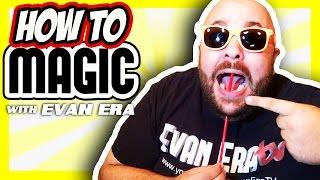 10 Magic Tricks with Straws