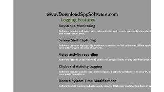 download free spy software freeware keylogger software