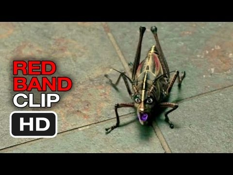 Rapture-palooza Red Band Clip - Locusts (2013) - Anna Kendrick Movie Hd video