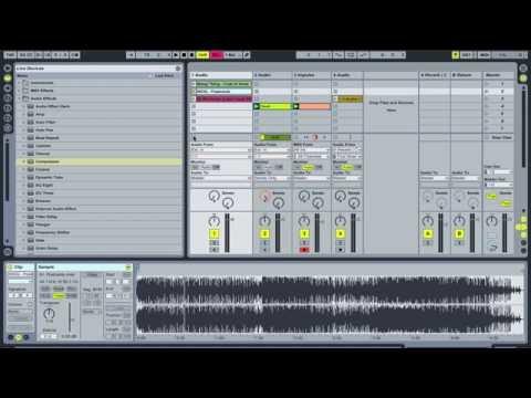 Ableton Live Tutorial: Vocal Effect Techniques