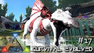 ARK: ANNUNAKI GENESIS MOD - ALPHA SPINO & ALPHA CARNO TAMING !!! S2E17 (Gameplay POOPING EVOLVED)