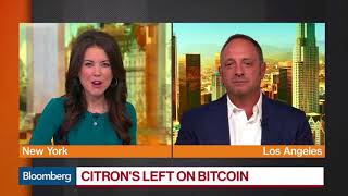 Bloomberg: Is Bitcoin A Giant Bubble?