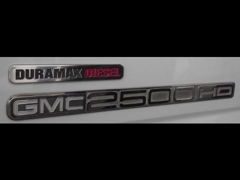 Locating the Block Heater Cord on your 2500HD Duramax Diesel; LB7, LLY, LBZ, LMM, LML