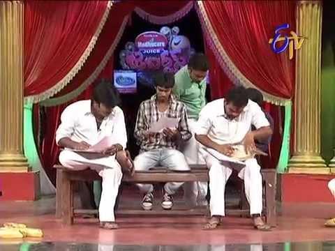 Jabardasth - జబర్దస్త్ -  Sudigaali Sudheer Performance on 8th May 2014