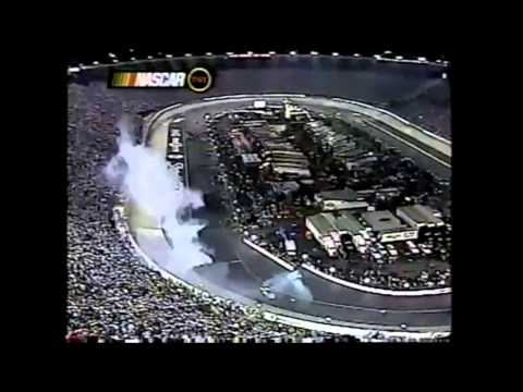 Jeff Gordon Career #59 2002 Sharpie 500 At Bristol Finish