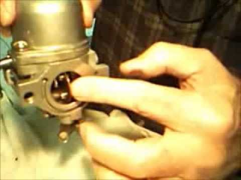 Briggs & Stratton 5550 Watt Generator Carburetor Repair