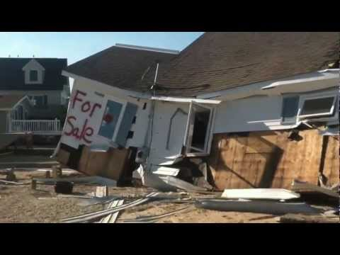 Hurricane Sandy Aftermath, Tuckerton, NJ