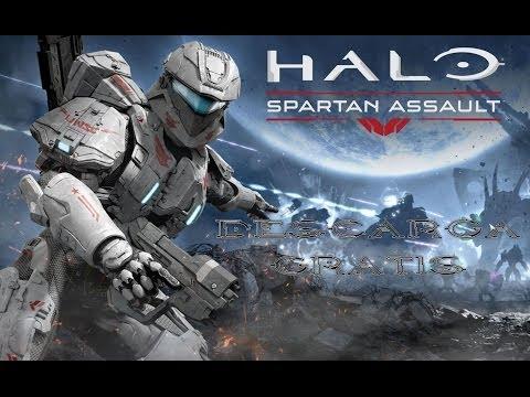 Descargar Halo Spartan Assault Full y en Español [MEGA][4Shared][Firedrive]