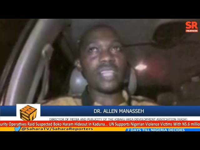 Parents Have Almost Lost All Hope For Chibok Daughters-Dr Allen Manaseh