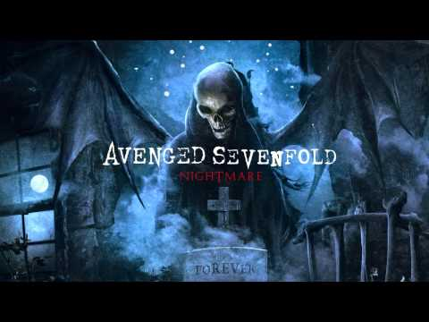 Avenged Sevenfold - Nightmare (Album Version - Extra Clean)
