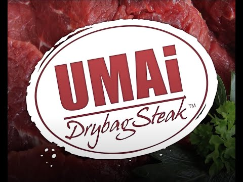 Dry Aged Steak: UMAi DrybagSteak Commercial Application