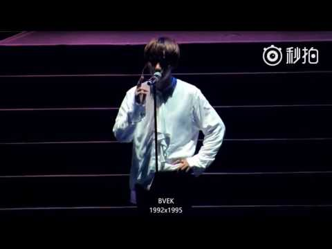 [160723] BTS concert in Beijing - House of cards (Taehyung focus)