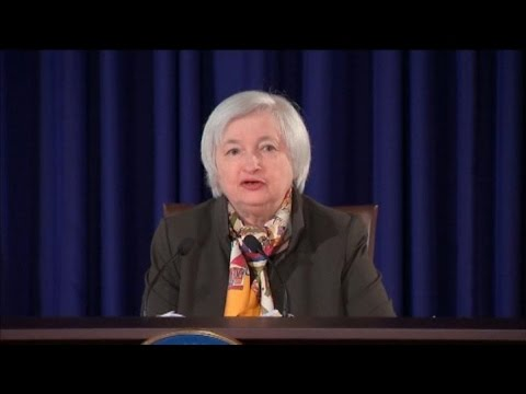 Yellen: Rate Hike Remains `Unlikely' for April Meeting