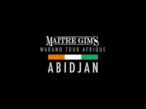 Maitre Gims - Concert à Abidjan #WaranoTourAfrique - Daymolition
