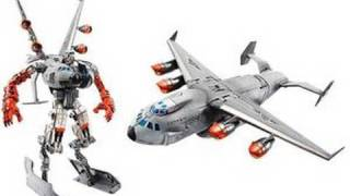 Transformers 2 ROTF Movie Voyager Stratosphere Review