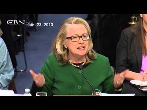 Fmr Envoy: Clinton Allies Scrubbed Benghazi Docs
