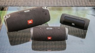 introducing the JBL Charge 3...