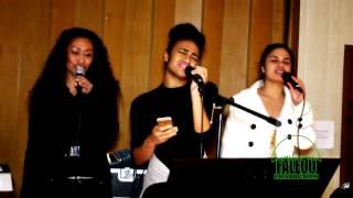 DjkingT and crew in salt lake city! Samoan music