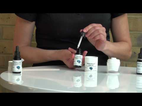 Making a Dermaviduals cream to help Acne