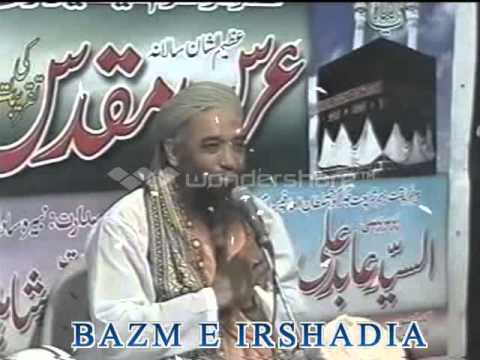 Peer Syed Shahid Ali Shah Jillani video