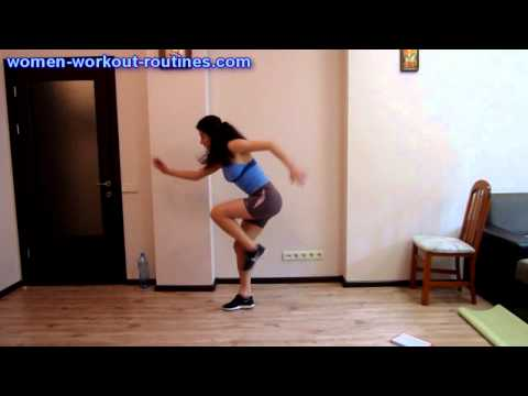 Home Workout For Fat Loss video