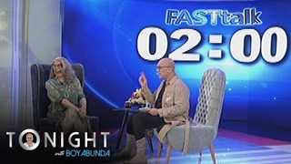 TWBA: Fast Talk with Patti Austin