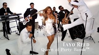 (15.3 MB) BEST WEDDING PARTY BAND | Event Band |  2017 QUEEN OF PARTY BANDS® Tayo Reed Mp3