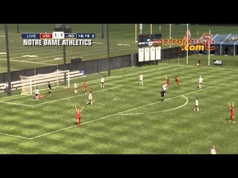USC Women's Soccer - Keidane McAlpine (9/2)