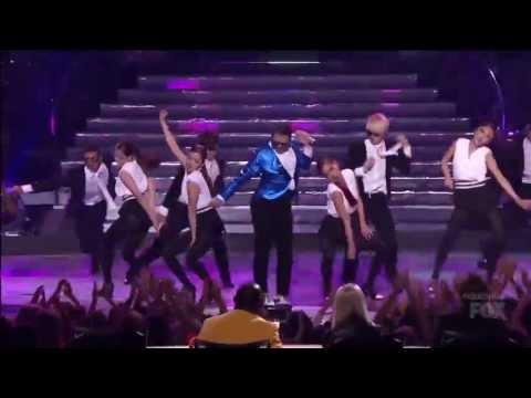 Psy Gentleman American Idol 2013 Season Finale Live Full Hd video