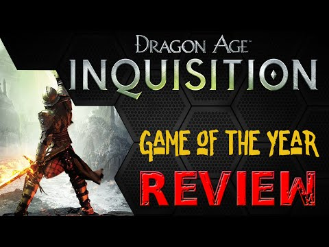Dragon Age Inquisition Game Of The Year 2014 Review