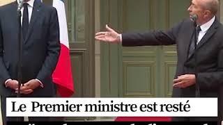 La passation de pouvoir chaotique de Gérard Collomb
