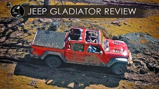 2020 Jeep Gladiator Review | The Technical Breakdown