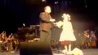 Amira Willighagen 34 Ave Maria 34 Gounod Duet With Paul Potts