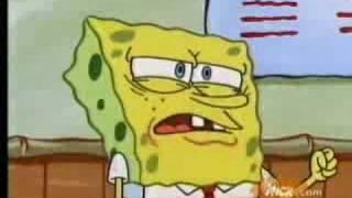 Spongbob sings Kyle's mom is a bitch