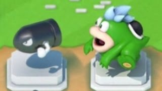 Super Mario Run - New Items + 99,999 Toad Maximum in Toad Rally