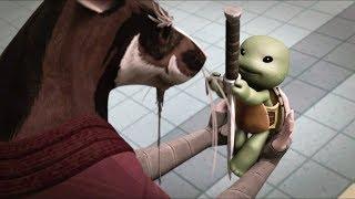 ??? ??? ??????? ?????? - Raphael Cracked His Shell - Teenage Mutant Ninja Turtles Legends