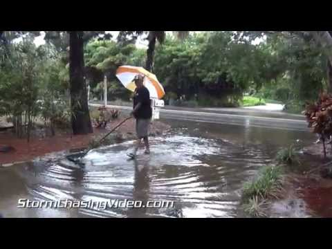 5/3/2014 Sarasota, FL Flooding B-Roll