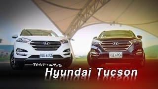Hyundai Tucson 汽/柴對比試駕:抬頭細看韓車水平