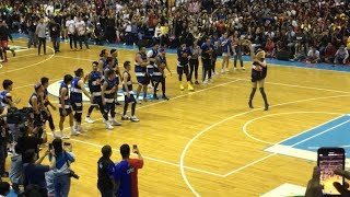 TEAM VICE INTRODUCTION | ALL STAR GAMES 2019 | ABS CBN BASKETBALL GAMES 2019