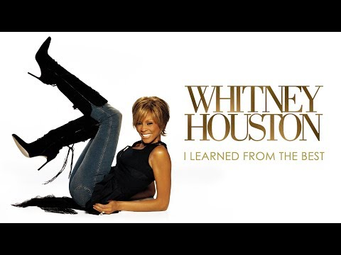 Greatest Hits p Whitney Houston - I Learned From The Best
