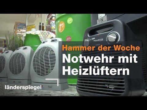 Geld sparen durch Stromverschwendung - Hammer der Woche vom 18.08.2018 | ZDF
