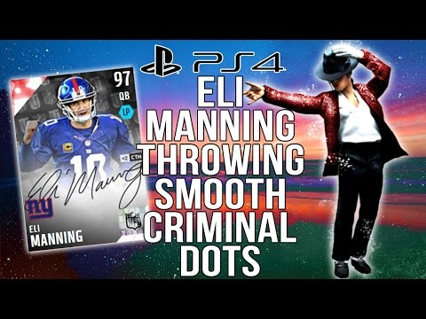 Story Time! Fighting A Thief! Signature Manning Throwing Smooth DOTS!Madden 16 Ultimate Team