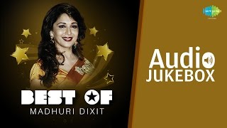 Best Of Madhuri Dixit - Hit Bollywood Songs - Audio Jukebox