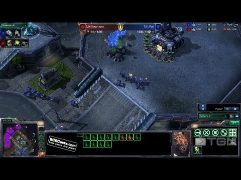 ★ StarCraft 2 - Stephano vs Polt