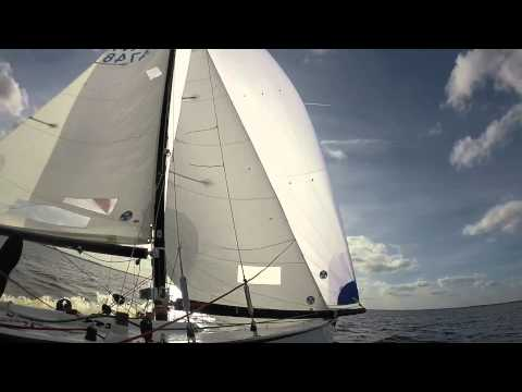 Lightning A-Sail Testing - Day 2