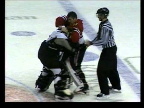 Swift Current & Portland Brawl Nov 27, 2011